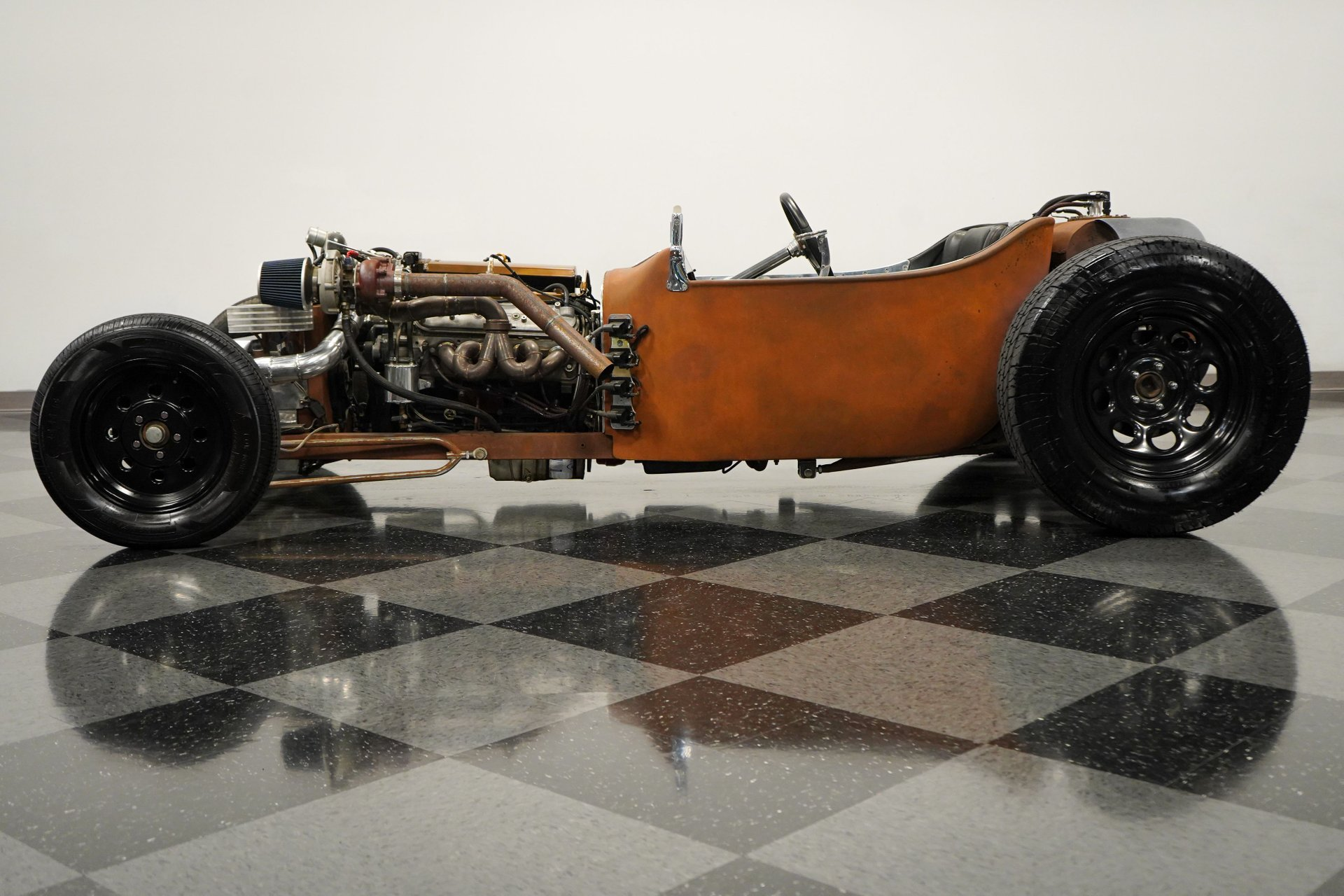 1926 ford t bucket turbo roadster