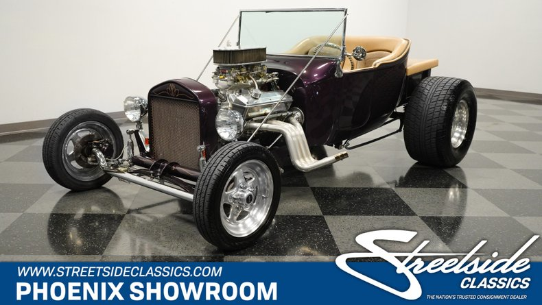 For Sale: 1925 Ford T-Bucket