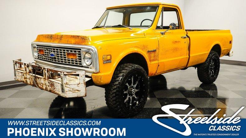 For Sale: 1971 Chevrolet K20