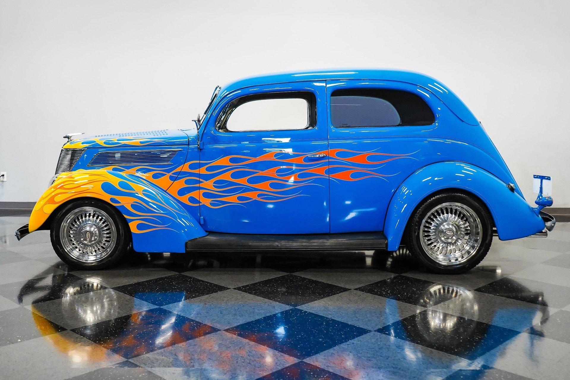 1937 ford slantback streetrod