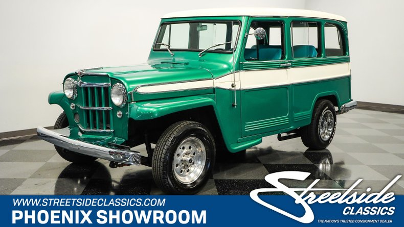 For Sale: 1961 Willys Jeep