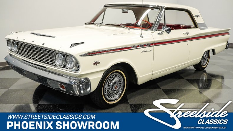 For Sale: 1963 Ford Fairlane
