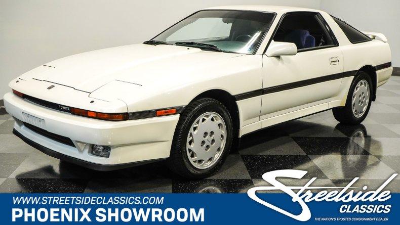 For Sale: 1987 Toyota Supra