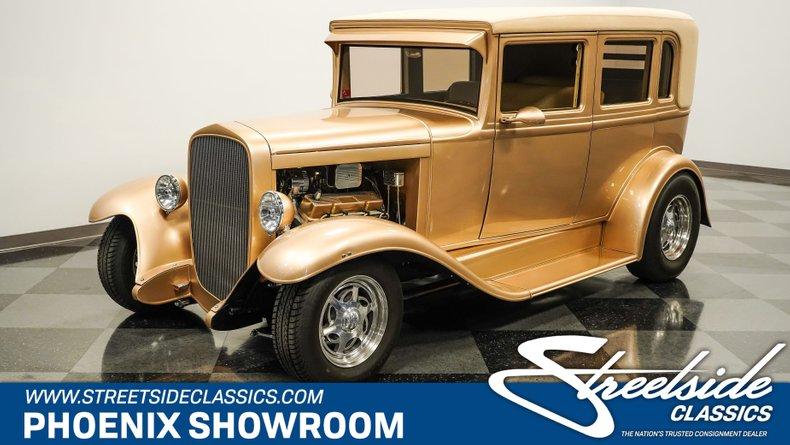 For Sale: 1930 Chevrolet Sedan