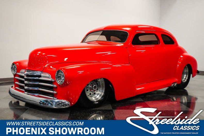 For Sale: 1947 Chevrolet Coupe