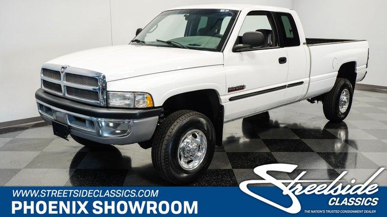 For Sale: 2002 Dodge Ram