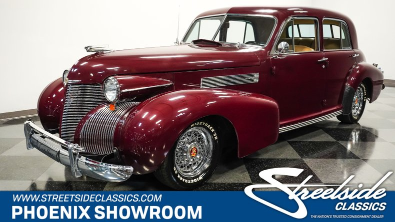 For Sale: 1939 Cadillac Series 60