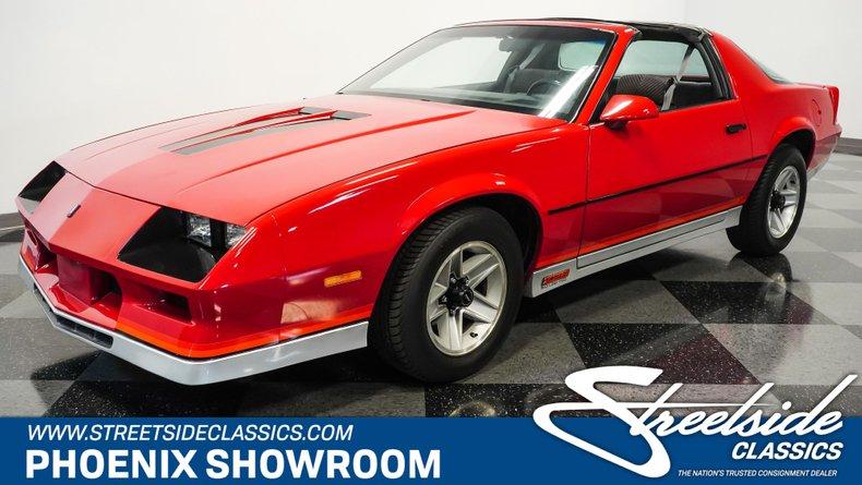For Sale: 1984 Chevrolet Camaro
