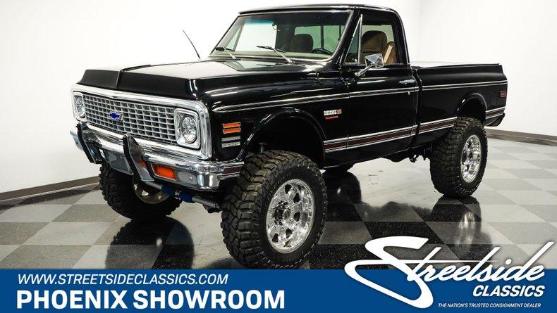 For Sale: 1969 Chevrolet K20
