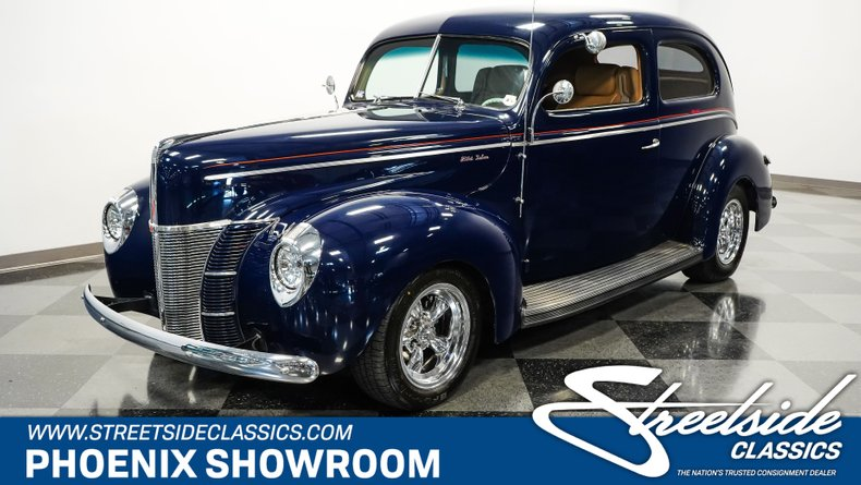 For Sale: 1940 Ford Super Deluxe