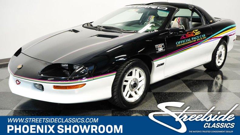 For Sale: 1993 Chevrolet Camaro