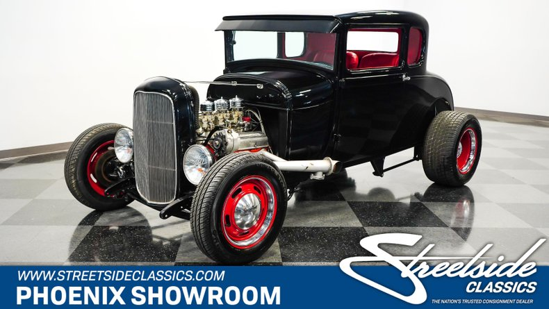 For Sale: 1929 Ford 5-Window