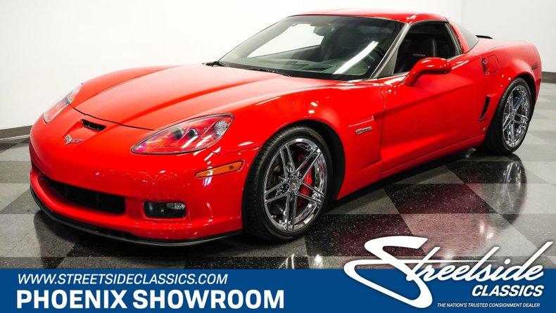 For Sale: 2007 Chevrolet Corvette