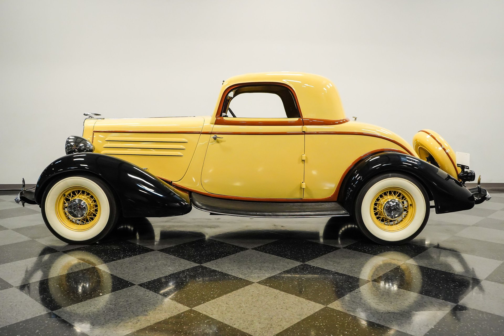 1934 hupmobile coupe rumble seat