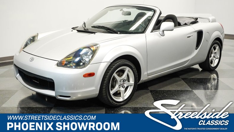 For Sale: 2002 Toyota MR2