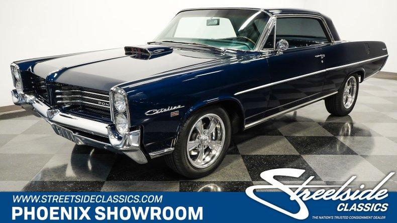For Sale: 1964 Pontiac Catalina