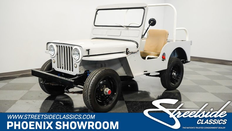 For Sale: 1951 Willys Jeep
