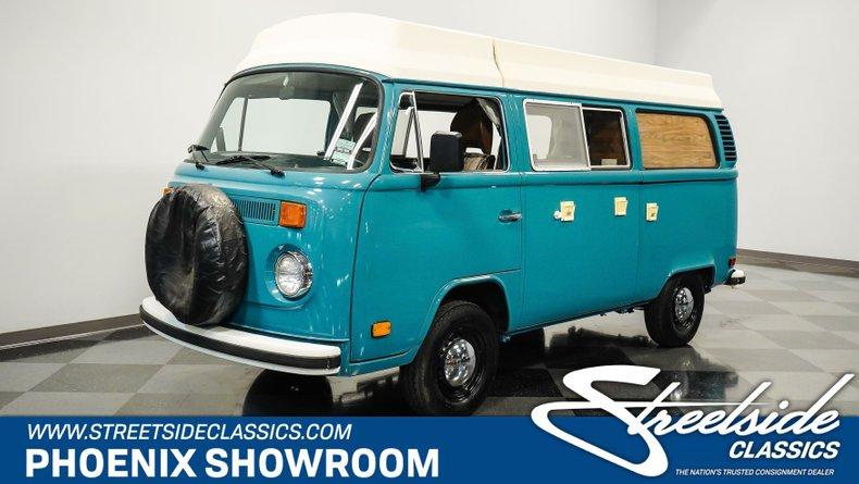 For Sale: 1978 Volkswagen Type 2
