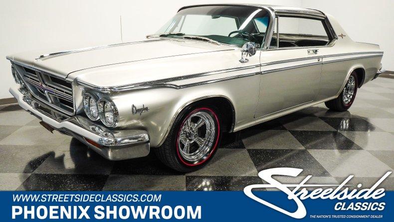 For Sale: 1964 Chrysler 300