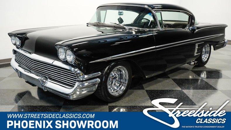For Sale: 1958 Chevrolet Impala