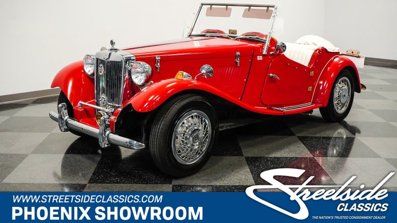 For Sale: 1981 MG TD