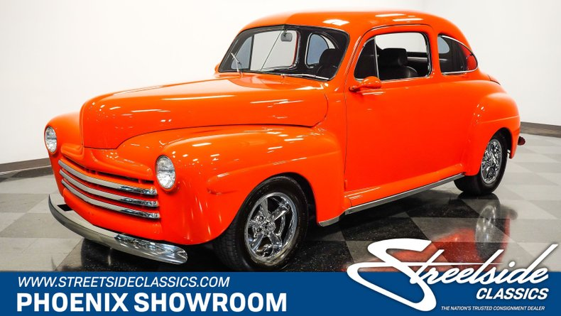 For Sale: 1947 Ford Deluxe