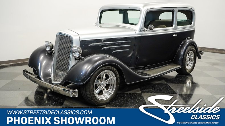 For Sale: 1935 Chevrolet Coupe