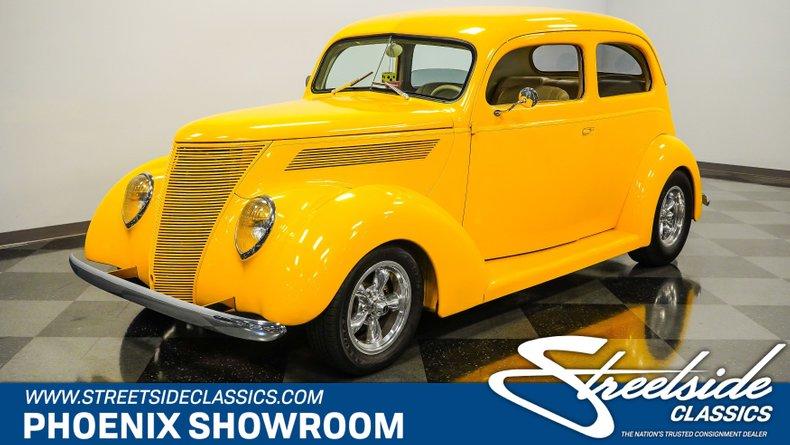 For Sale: 1937 Ford Slantback