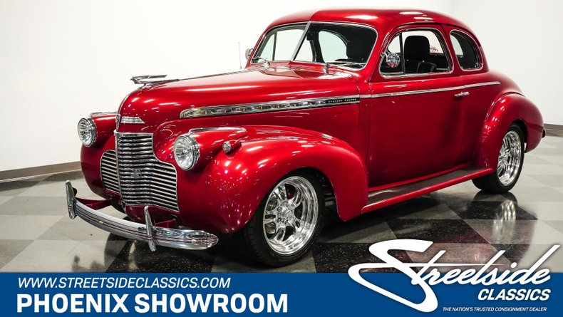 For Sale: 1940 Chevrolet Super Deluxe