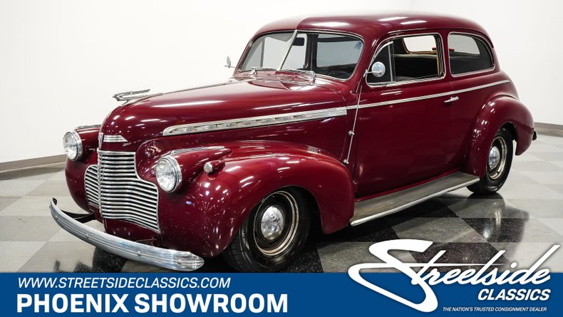 For Sale: 1940 Chevrolet Special Deluxe