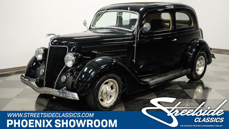 For Sale: 1936 Ford Tudor