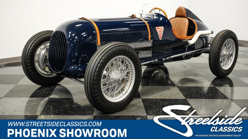 For Sale: 1937 Ford Monoposto