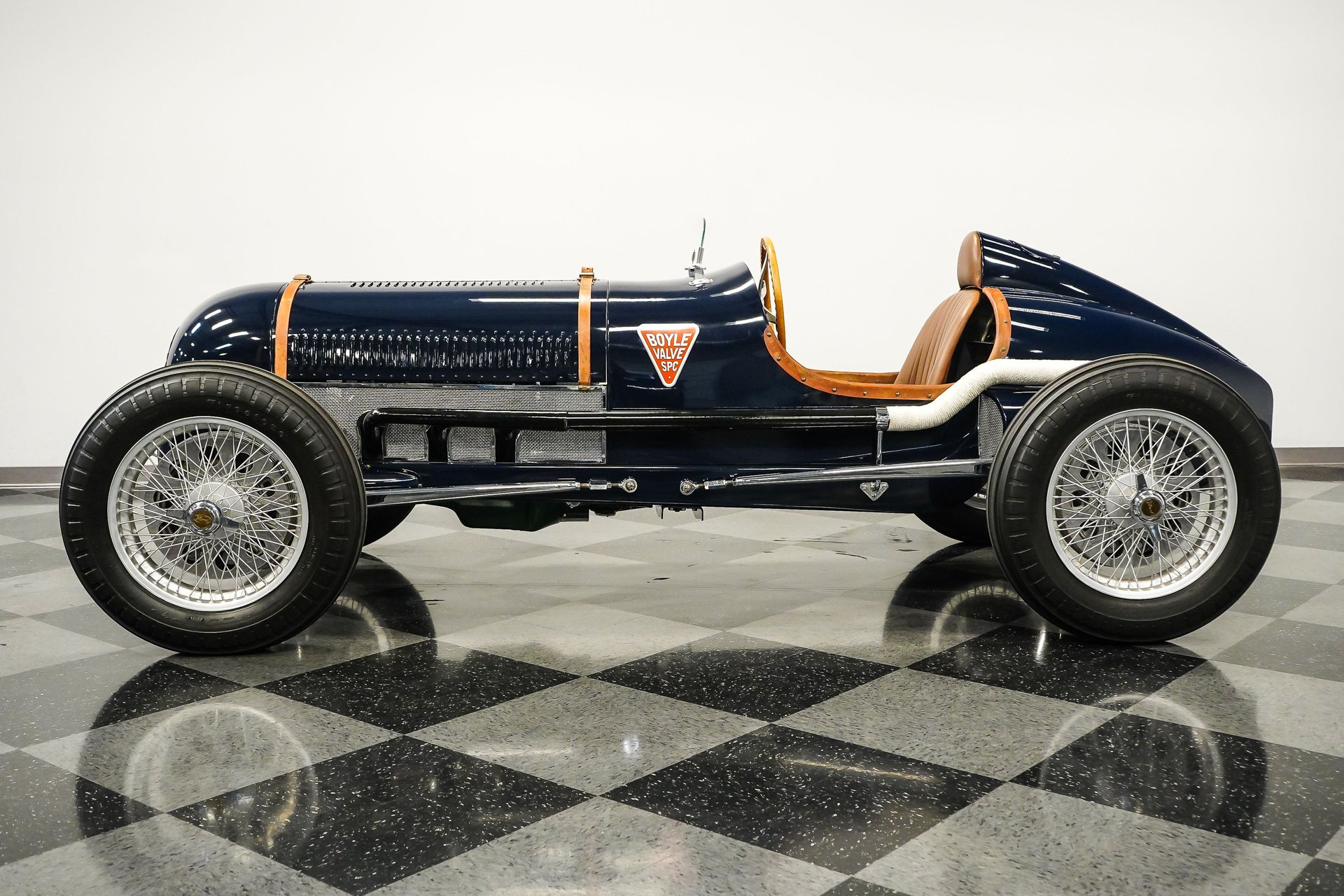 1937 ford monoposto indy style recreation racecar