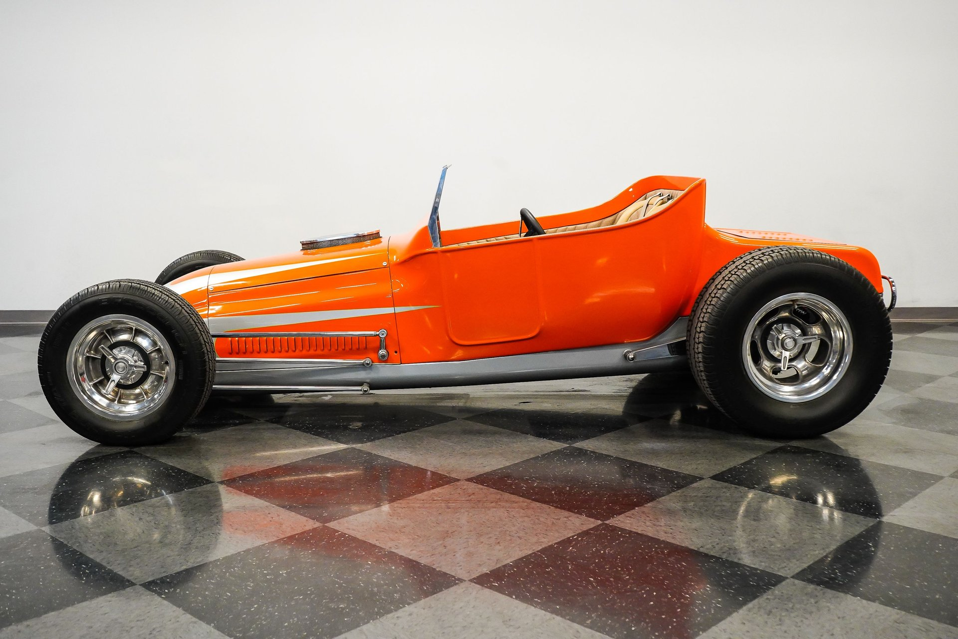 1925 ford roadster traktee