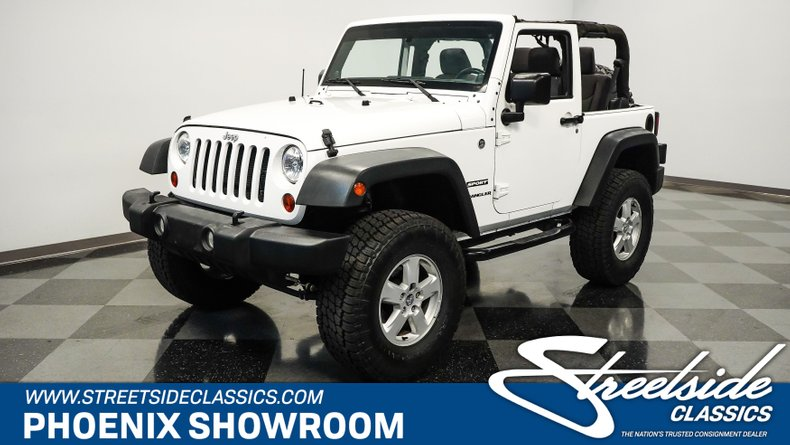 For Sale: 2013 Jeep Wrangler