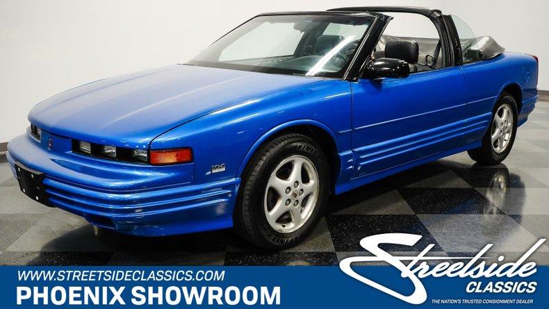 For Sale: 1995 Oldsmobile Cutlass