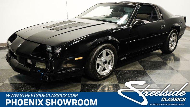 For Sale: 1988 Chevrolet Camaro