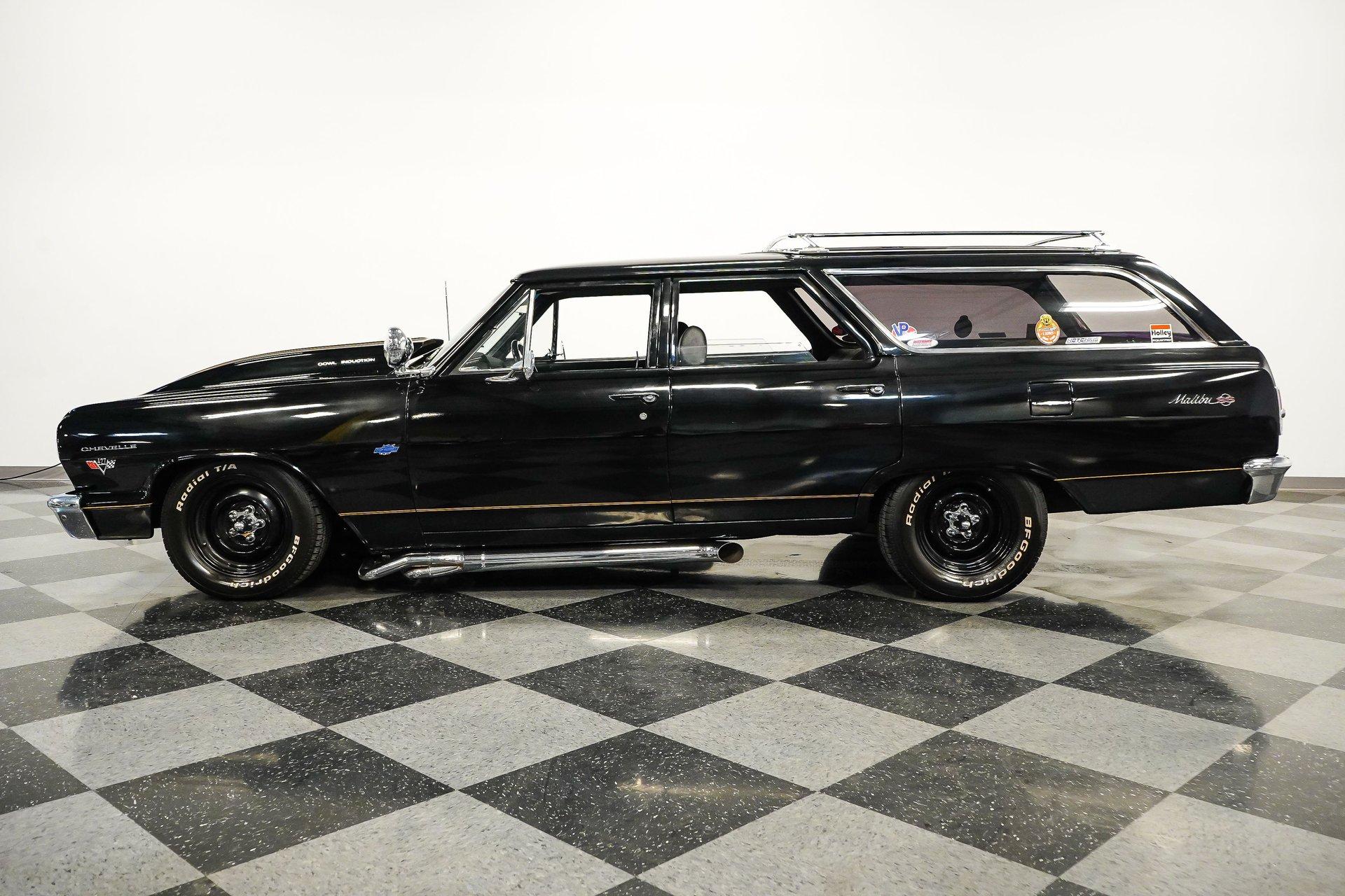 1964 chevrolet chevelle wagon