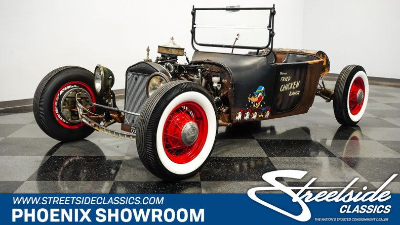 For Sale: 1917 Dodge Brothers Roadster