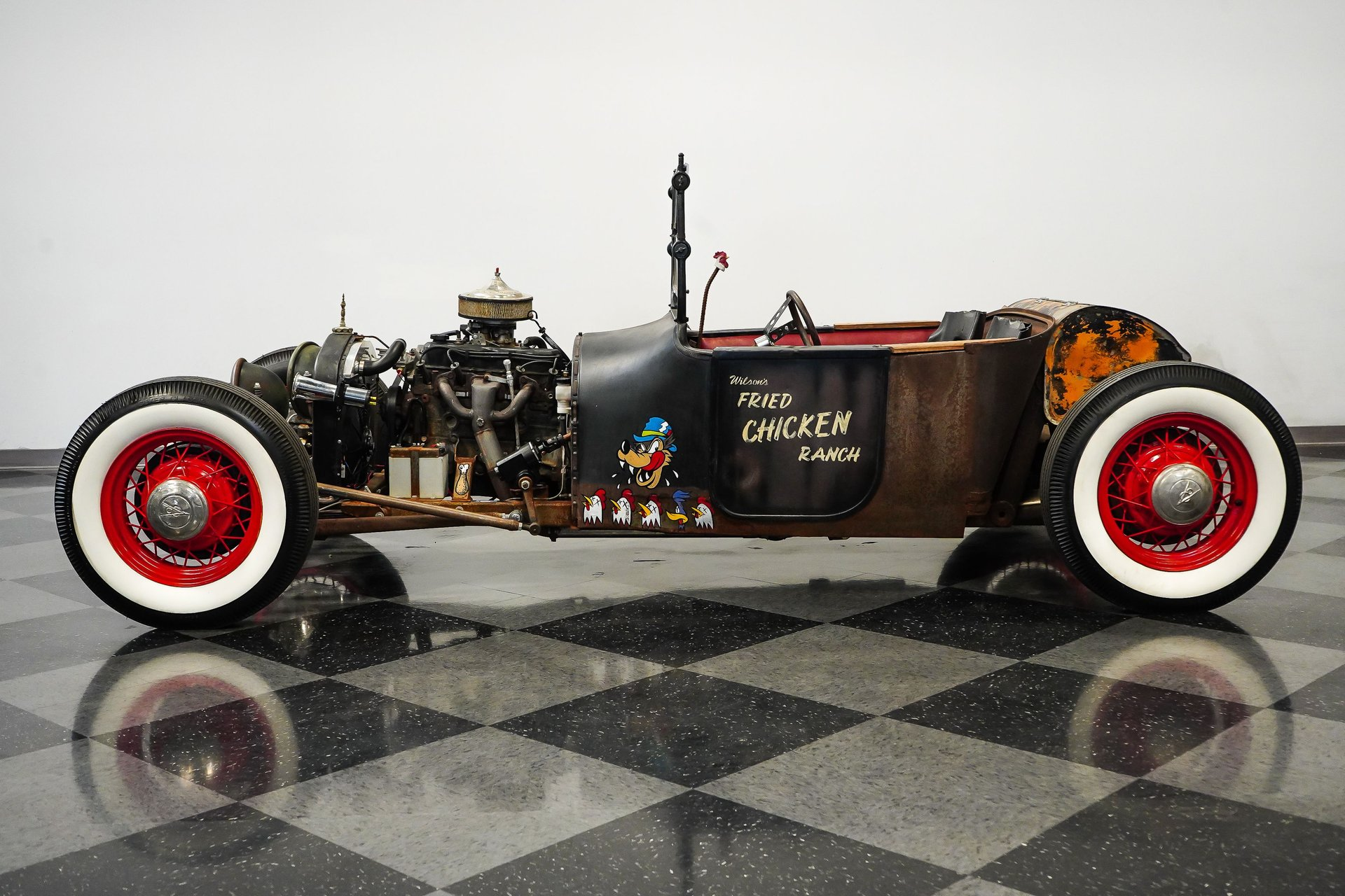 1917 dodge brothers roadster