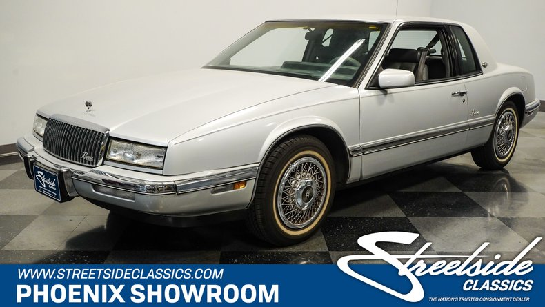 For Sale: 1989 Buick Riviera