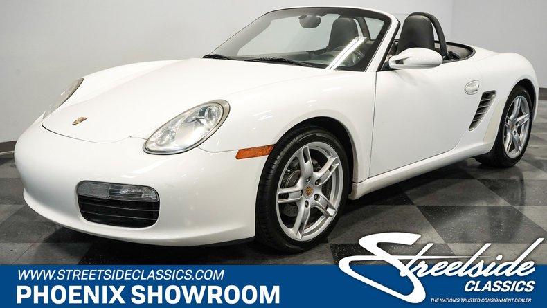 For Sale: 2007 Porsche Boxster