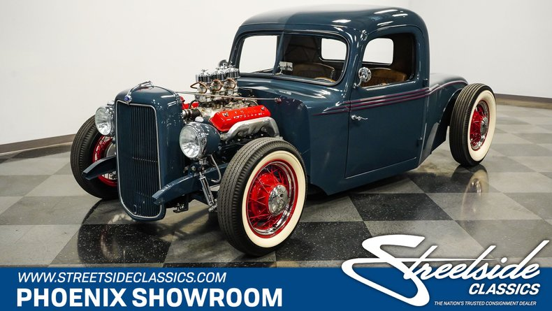 For Sale: 1938 Ford Custom