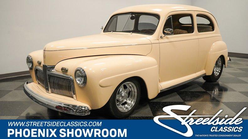 For Sale: 1942 Ford Tudor