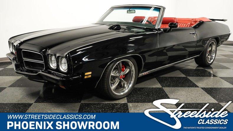 For Sale: 1972 Pontiac LeMans