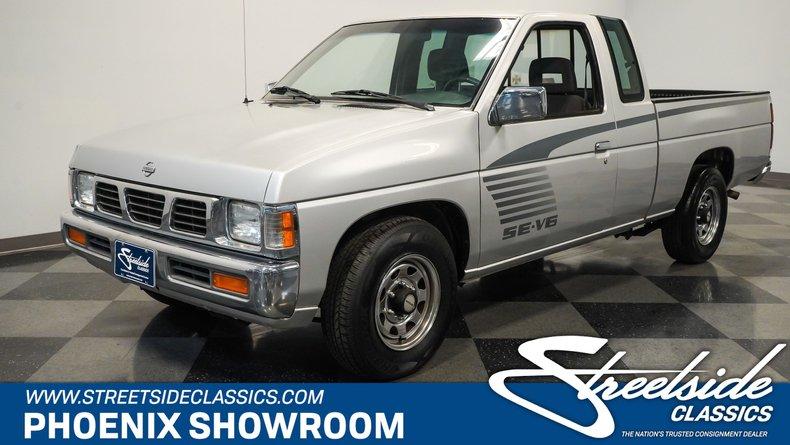For Sale: 1994 Nissan Pickup