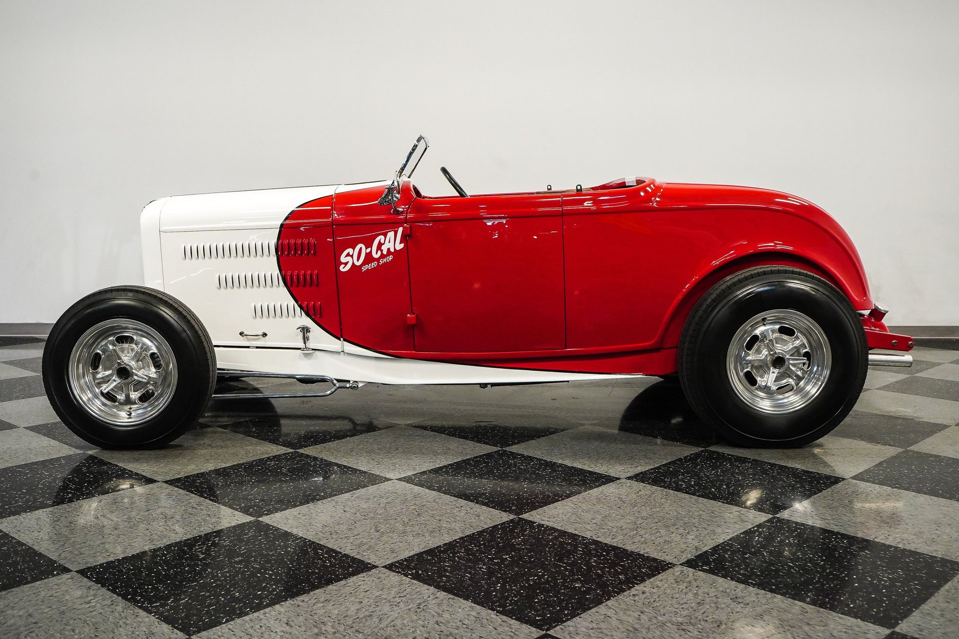 1932 ford roadster so cal special