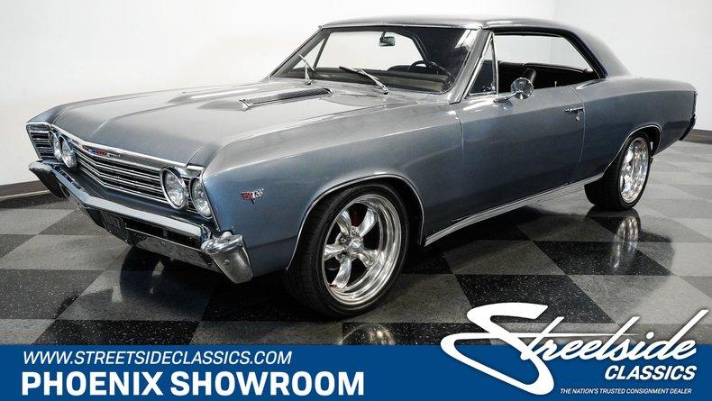 For Sale: 1967 Chevrolet Chevelle