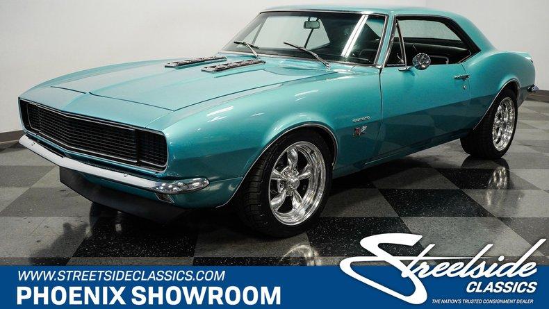 For Sale: 1967 Chevrolet Camaro