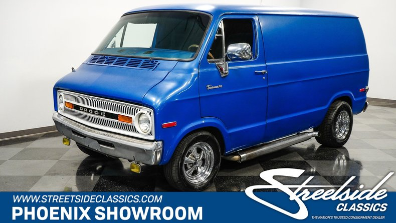 For Sale: 1977 Dodge B-100